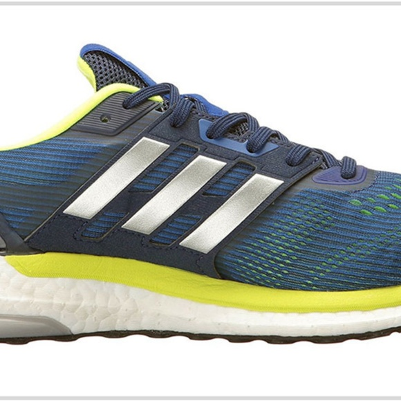 NEW Adidas Supernova Glide Boost 9 Mens 9 US Multi